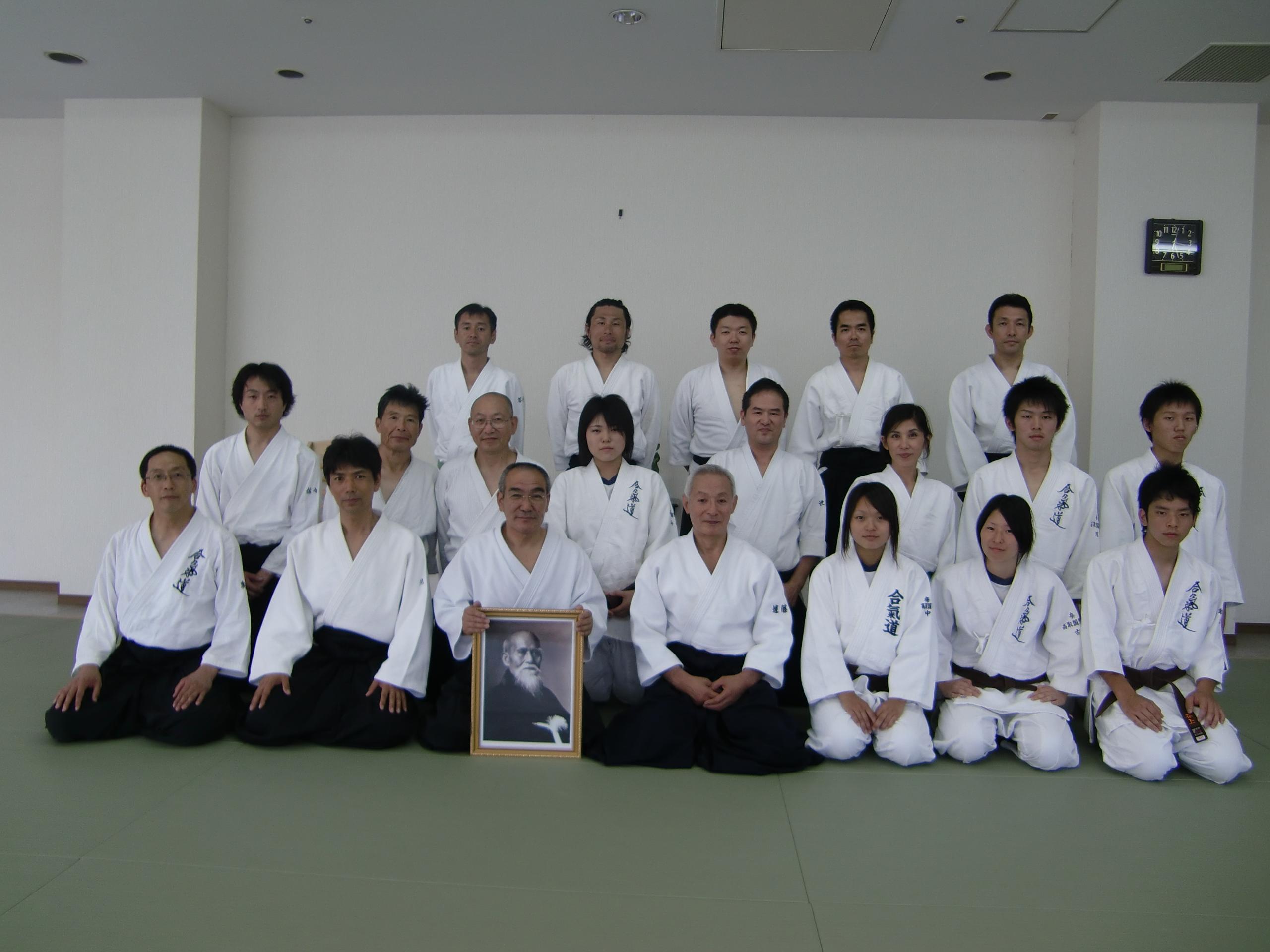 2010.7.26 八尾南道場